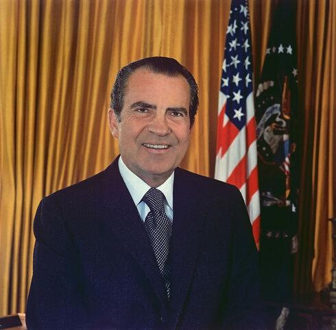 Presidencia de Richard Nixon 1969-1977
