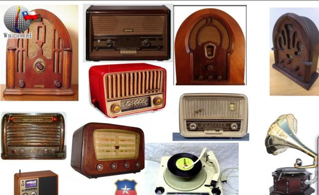 Primera transmisión de RADIO en Chile
