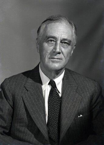 Presidencia de Roosevelt 1937-1945