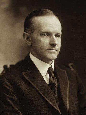 Presidencia de Calvin Coolidge 1921-1929