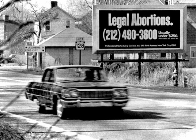 1st Statutory abortion law