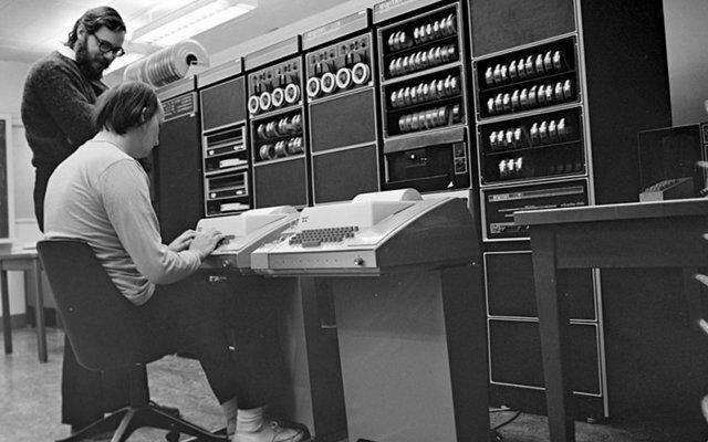 Kernighan y Ritchie