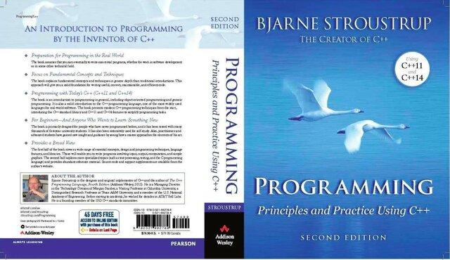 Programación: Principios y prácticas usando C++