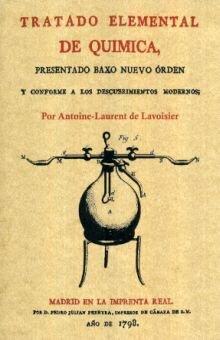 Primer libro de química en texto