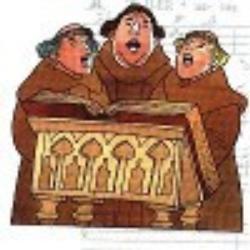 Canto gregoriano.