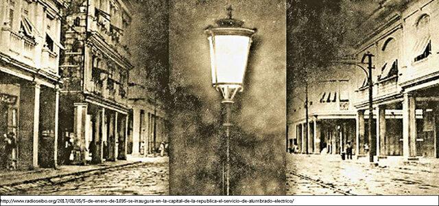En este año se marcó un hito en lo que respecta a la iluminación de la ciudad