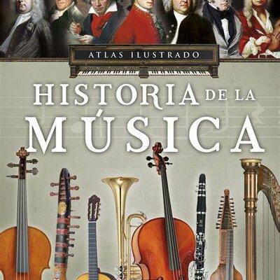 Historia de la música. timeline