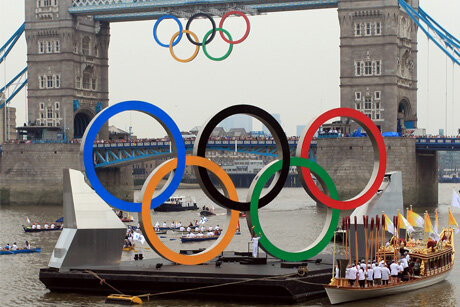 """PRWeek campaña del año 2012 """"LOCOG Olimpiadas 2012"""""""