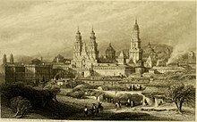 Fundación de Santiago de Compostela.