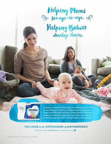 """PRWeek campaña del año 2016 """"Iniciativa Sisterhood of Motherhood"""""""