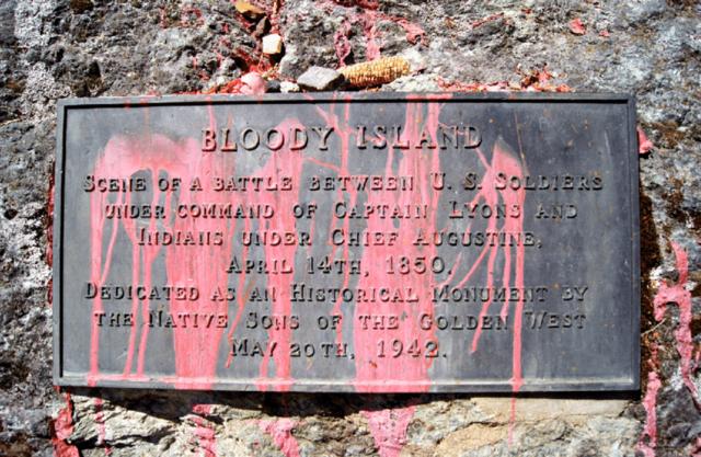 Bloody Island Massacre