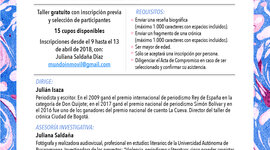 Crónica De Colombia timeline