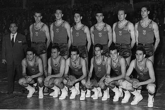No se obtuvieron logros en la Selección Mexicana de Baloncesto