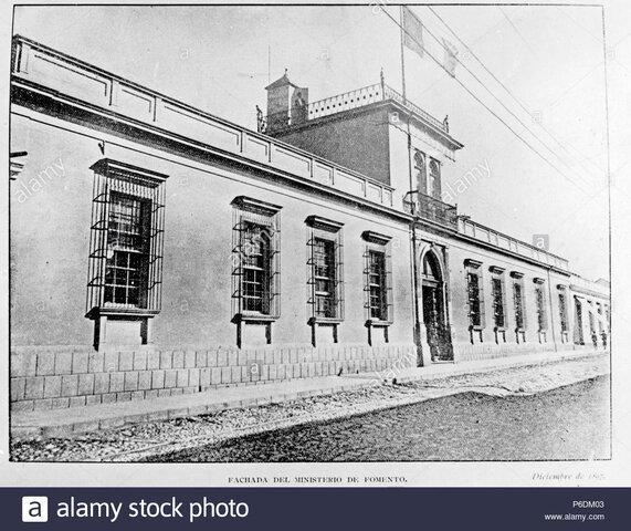 1879, La Sección de Estadística fue fundada