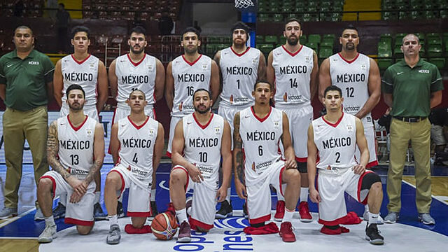 """Cambios en el Baloncesto Mexicano, inicio de """"Los 12 guerreros"""""""