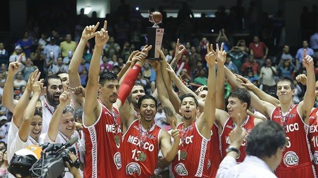 México regresa al Campeonato Mundial de Baloncesto