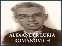 ALEXANDER LURIA ROMANOVICH