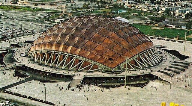 México en el Palacio de los Deportes
