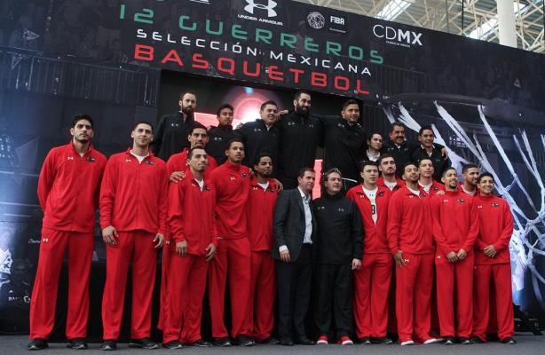 """El equipo de Baloncesto """"12 guerreros"""" luchan por los juegos Olímpicos de Río"""