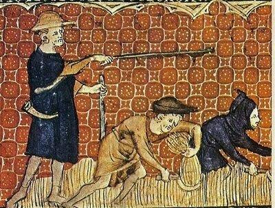 Proceso de acumulación originaria Siglo XV