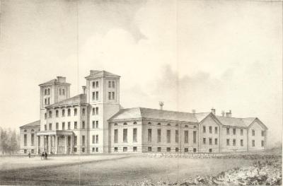 Reform schools were established