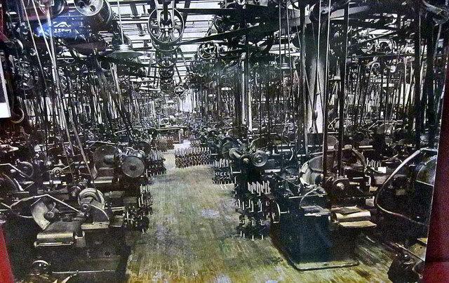 Industrialización