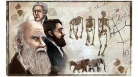 La teoría sintética de la evolución timeline