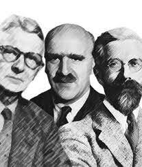 Ronald Fisher y Sewall Wright