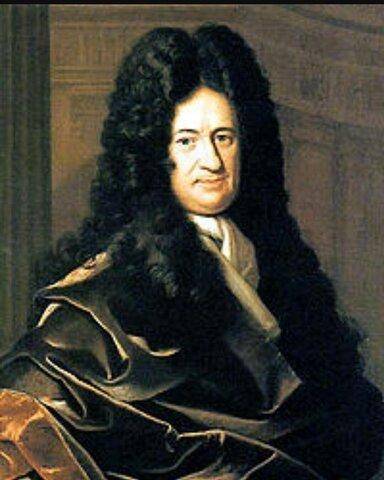 Двоичная система счисления: Лейбниц