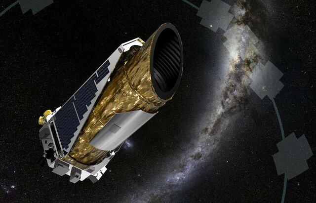 """Космический следопыт: открытия телескопа """"Кеплер"""". Запущенный в 2009 году космический телескоп «Кеплер» произвел революцию в нашем понимании других планетных систем."""