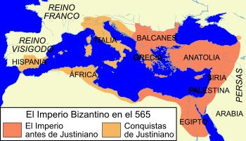 CONQUESTA DE L'IMPERI BIZANTÍ