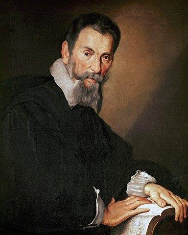 Claudio Monteverdi. (1567-1643).