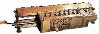 Calculadora Universal o Rueda Escalada de Leibniz