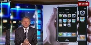 Sortie de l'Iphone