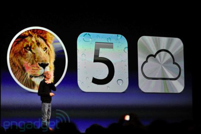 iCloud y el iOS5