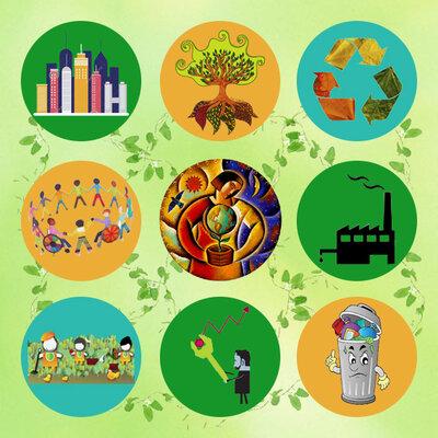 Evolución del concepto de Educación Ambiental timeline