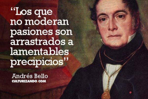 Andrés Bello Filósofo, poeta y humanista venezolano 1781 – 1865