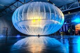 Google lance le projet Loon