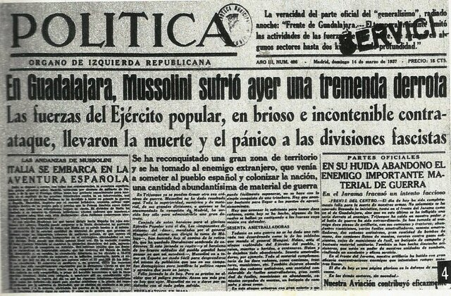 Reconquista republicana de Guadalajara