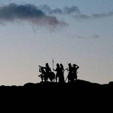 Arrivée des Vikings à l'Anse aux Meadows