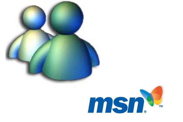 Réaction MSN messenger