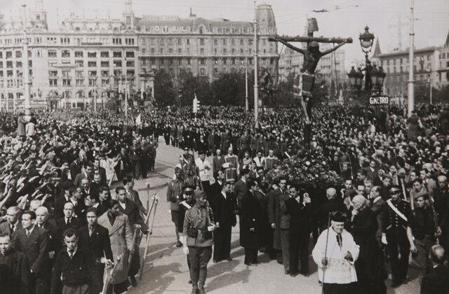 Ocupación franquista de Barcelona