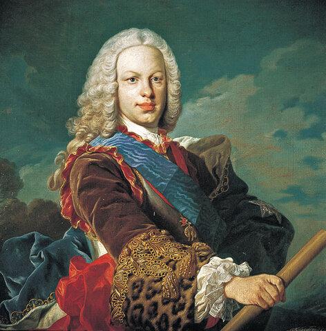 Ferran VI rei
