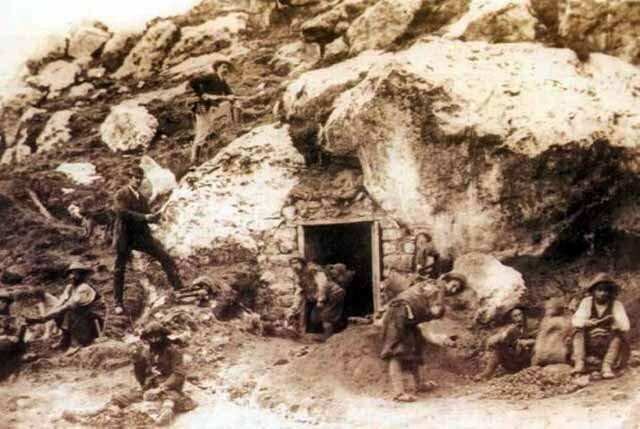 Llei de mines