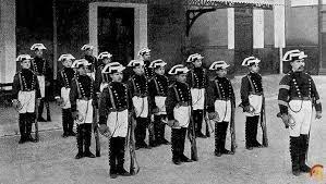 Creació de la Guàrdia Civil