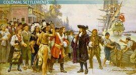 America (1600-1700) timeline