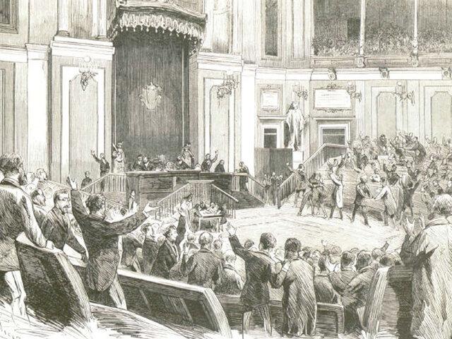 Proclamació I República