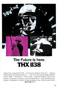 THX 1138 (1971) Directed by George Lucas
