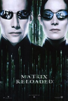 The Matrix Reloaded (2003) Directed by  Lana Wachowski and Lilly Wachowski
