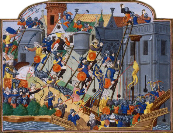 Emigración de sabios Bizantinos